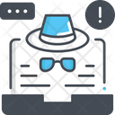 Spyware Anti Antispyware Icon