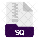 Sq File Document Icon