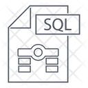 Sql Sql Connection Icon