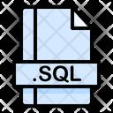 Sql File File Extension Icon