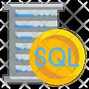 Sql Database Sql Database Icon