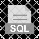 Sql File Extension Icon