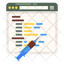 Sql Injection Icon