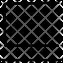Sqsubseteq Icon