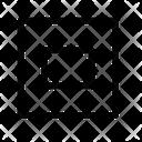 Square Checkbox Box Icon