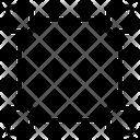 Square Box Cube Icon