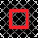 Square Design Shape Icon