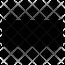 Square Box Layout Icon