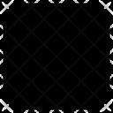 Square Box Shape Icon