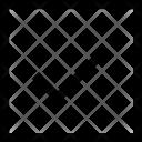 Square Check Seo Icon