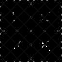 Square Loving Romantic Icon