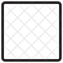 Square Shape Four Sides Icon