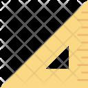 Square Degree Drafting Icon