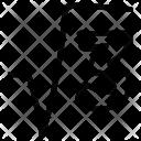Square Root Symbol Icon
