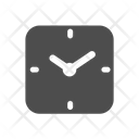 Schedule Calendar Clock Icon
