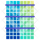 Square Building Icon