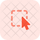 Square Cursor Icon