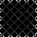 Square Labirint Question Icon