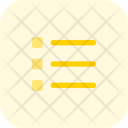 Square List Icon