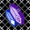 Bar Metal Pipe Icon