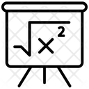 Square Root Mathematics Math Equation Icon