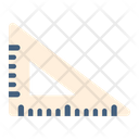 Square Ruler Icon