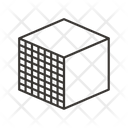 Square Shape Art Icon
