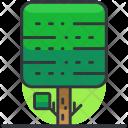 Square tree Icon