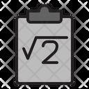 Squareroot Icon