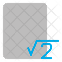 Mathematical Math Symbol Icon