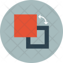 Squares Interface Switch Icon