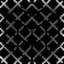 Squares Cube Entertainment Icon