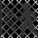 Squash Sport Game Icon