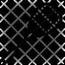 Squash Racket Icon