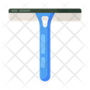 Cleaning Tool Squeegee Housekeeping Icon