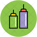 Squeeze Bottle Mayonnaise Icon