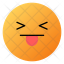 Squinting Face With Tongue Emoji Face Icon
