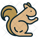 Animal Fauna Autumn Icon