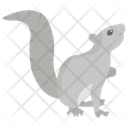 Squirrel Arboreal Rodent Gopher Icon