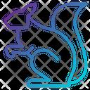 Animal Rodent Sciurus Icon