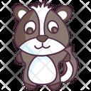 Animal Squirrel Sciuridae Icon