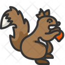 Squirrel Mammal Avatar Icon