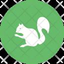 Squirrel Animal Wildlife Icon