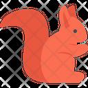 Squirrel Rodent Wild Icon