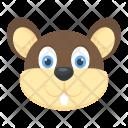 Squirrel Animal Sciurus Icon
