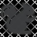 Animal Fauna Autumn Icon
