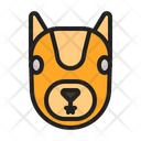 Squirrel Icon