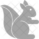 Squirrels Sciuridae Rodents Icon