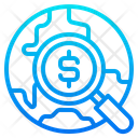 Srearch Global Business Icon