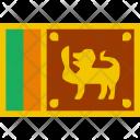 Srilanka Sri Lanka Icon